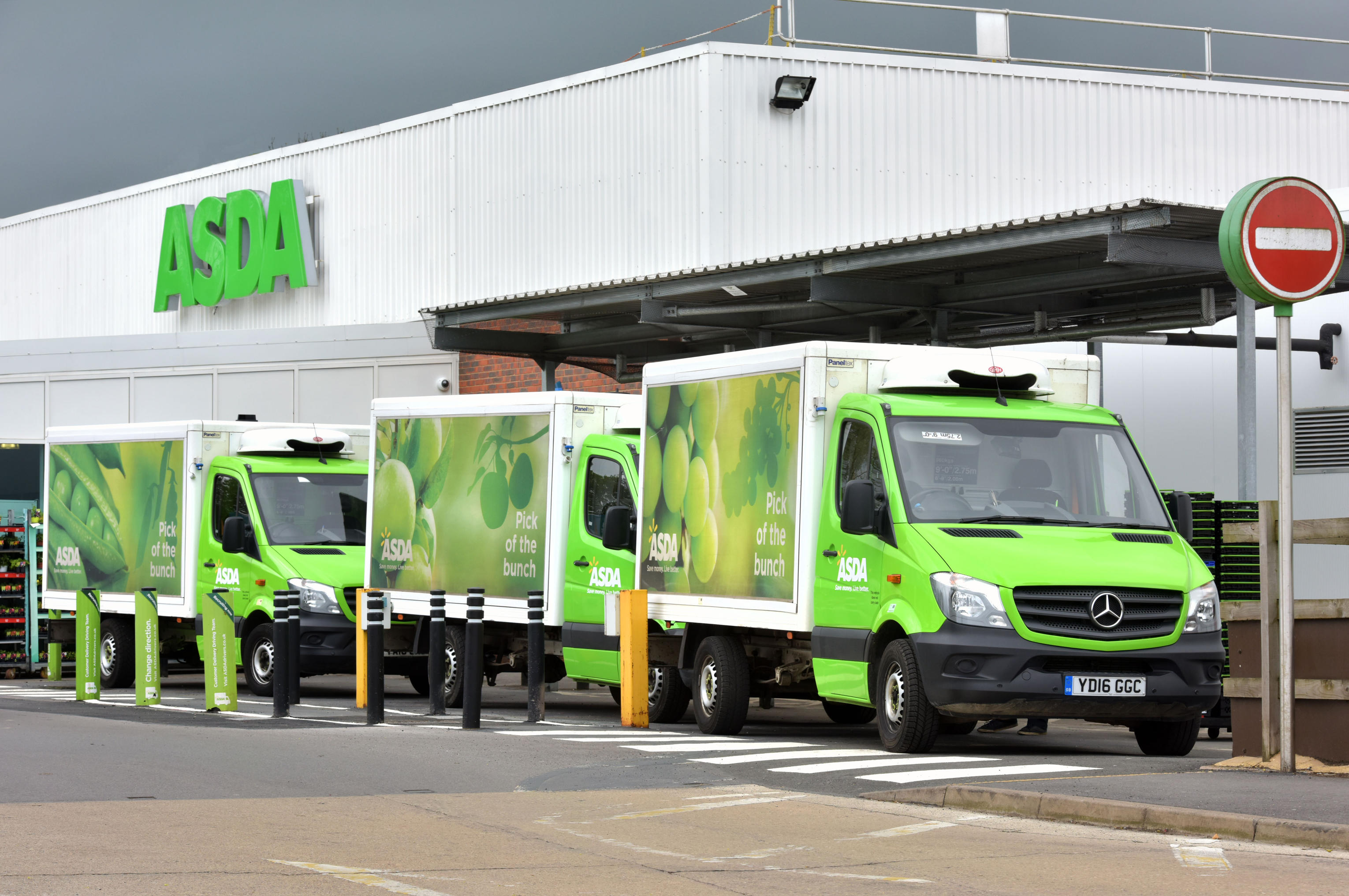 Asda shoppers will pay more for its pricier delivery times