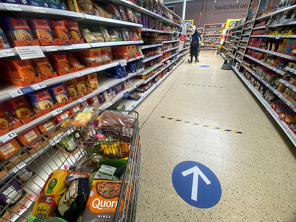 You will often find certain foods cheaper in the specialist food aisles