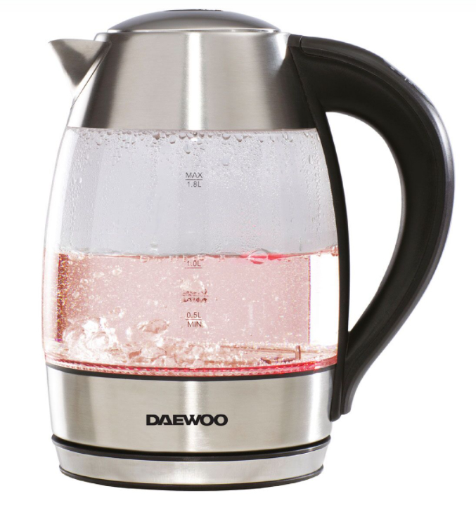 The Daewoo Digital kettle is on offer for £24.99 at Robert Dyas