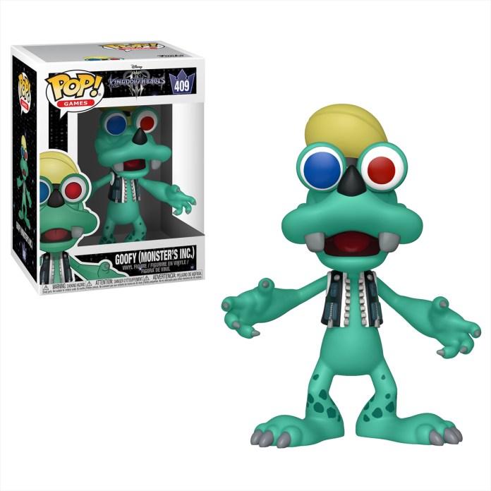 Funko Pop!  Disney Toy: Kingdom Hearts 3 - Goofy is down to £ 6.67