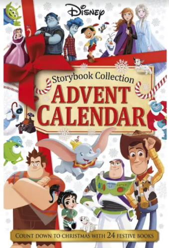 The Disney Storybook advent calendar is only £7 at Asda
