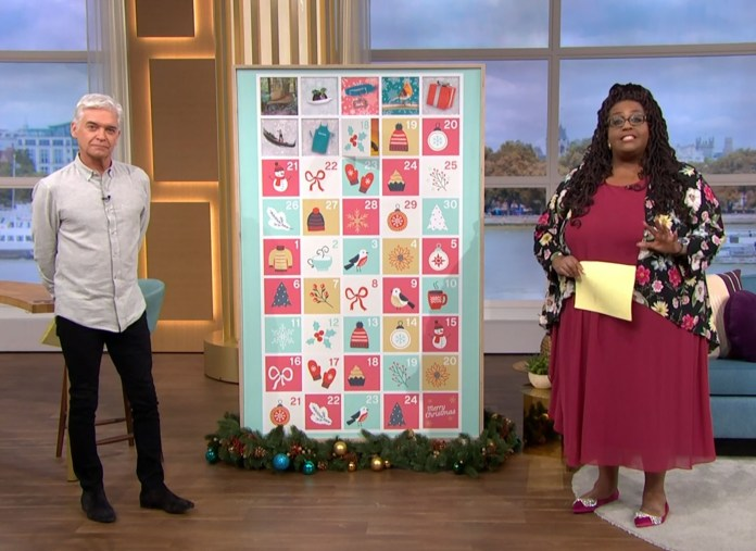 Holly also missed Wednesday's show, when Alison Hammond replaced her