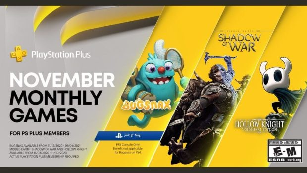 There are some great freebies for PlayStation owners this month