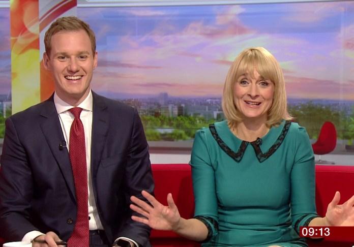 Louise Minchin was absent from her BBC Breakfast duties alongside Dan Walker on March 30