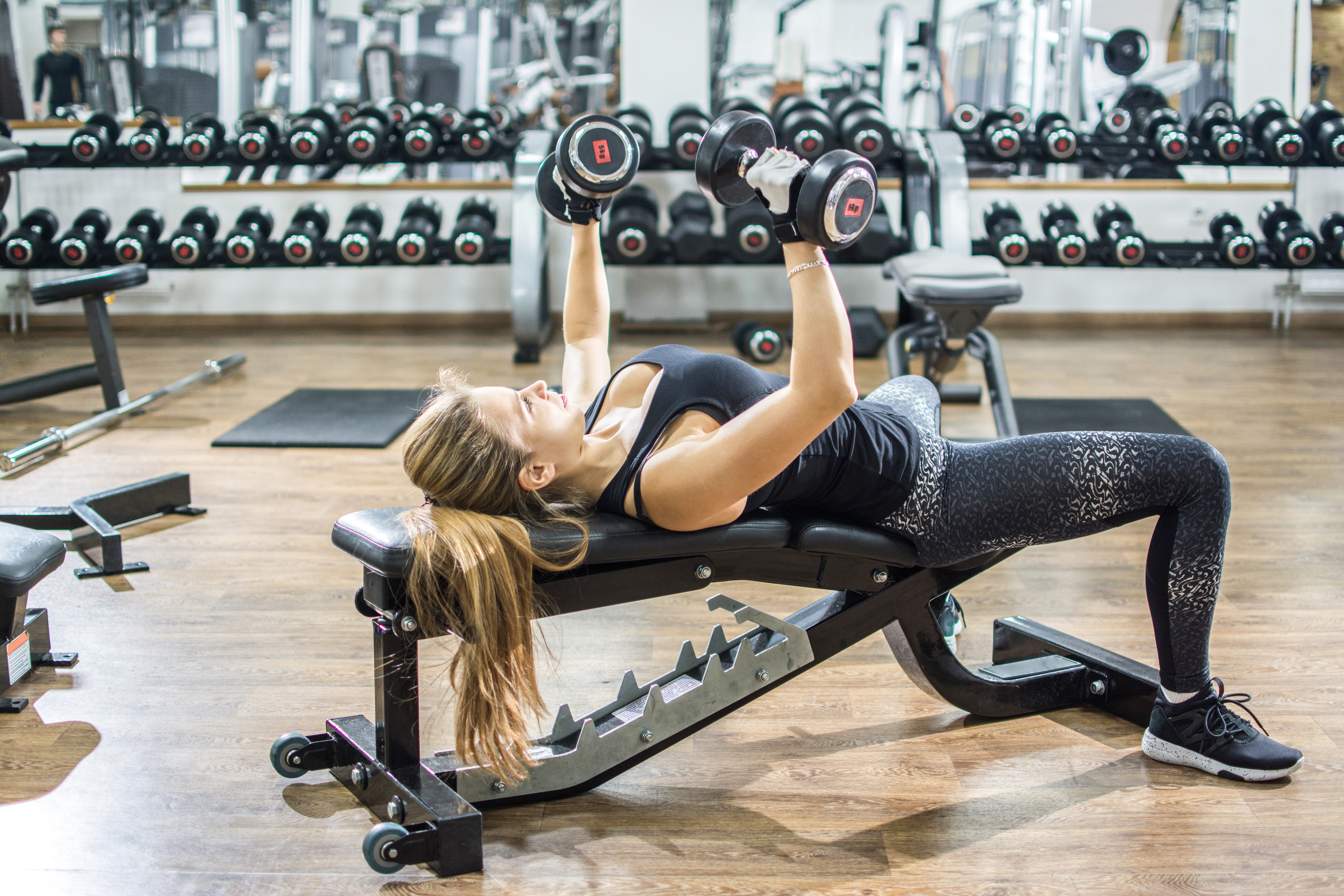 Weight­lifting is the priciest indoor activity at £61