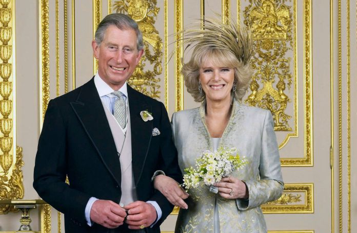 The Duke and Duchess of Cornwall received hatred on the Twitter post