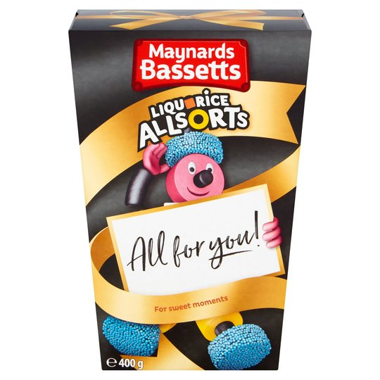 Bassetts Liquorice Allsorts are half-price at Tesco when you scan your Clubcard
