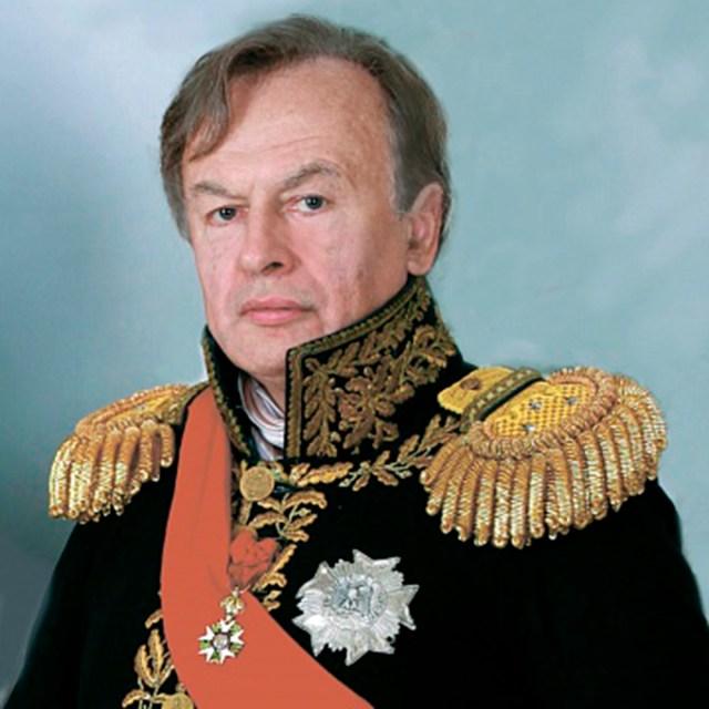 Professor Oleg Sokolov was a world leading expert on Napoleon