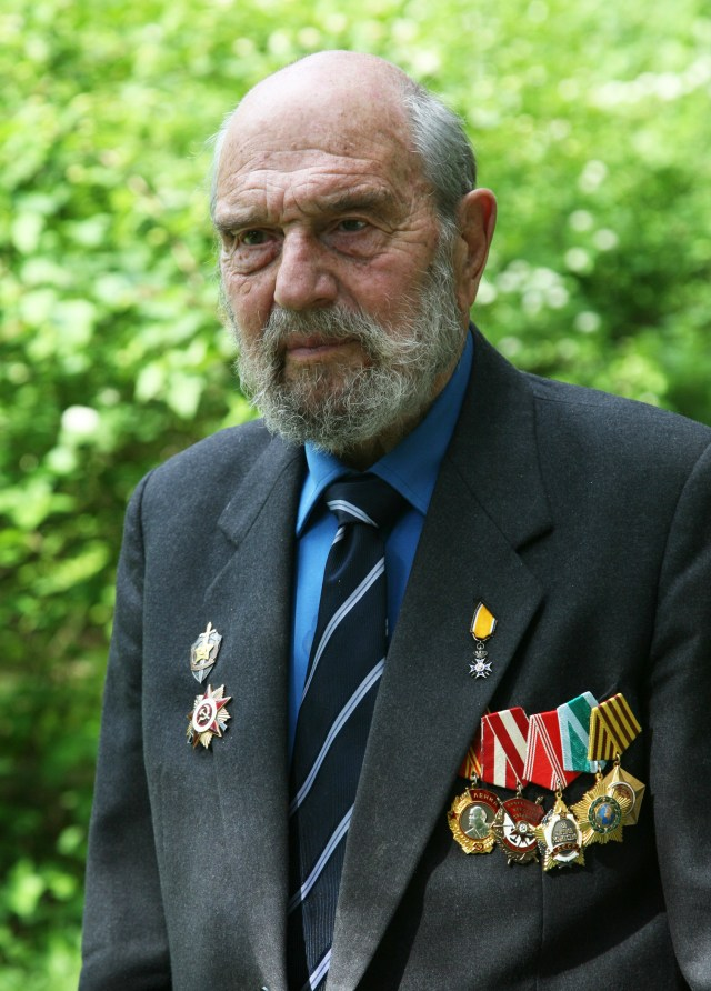 George Blake was decorated by the Soviet Union for his service