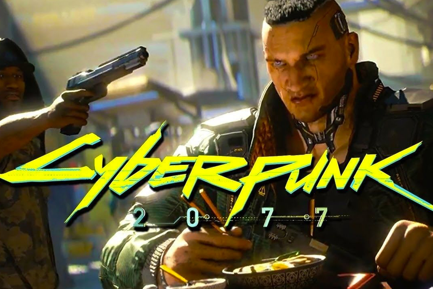 Cyberpunk 2077 is the fastest-selling PC game of all time