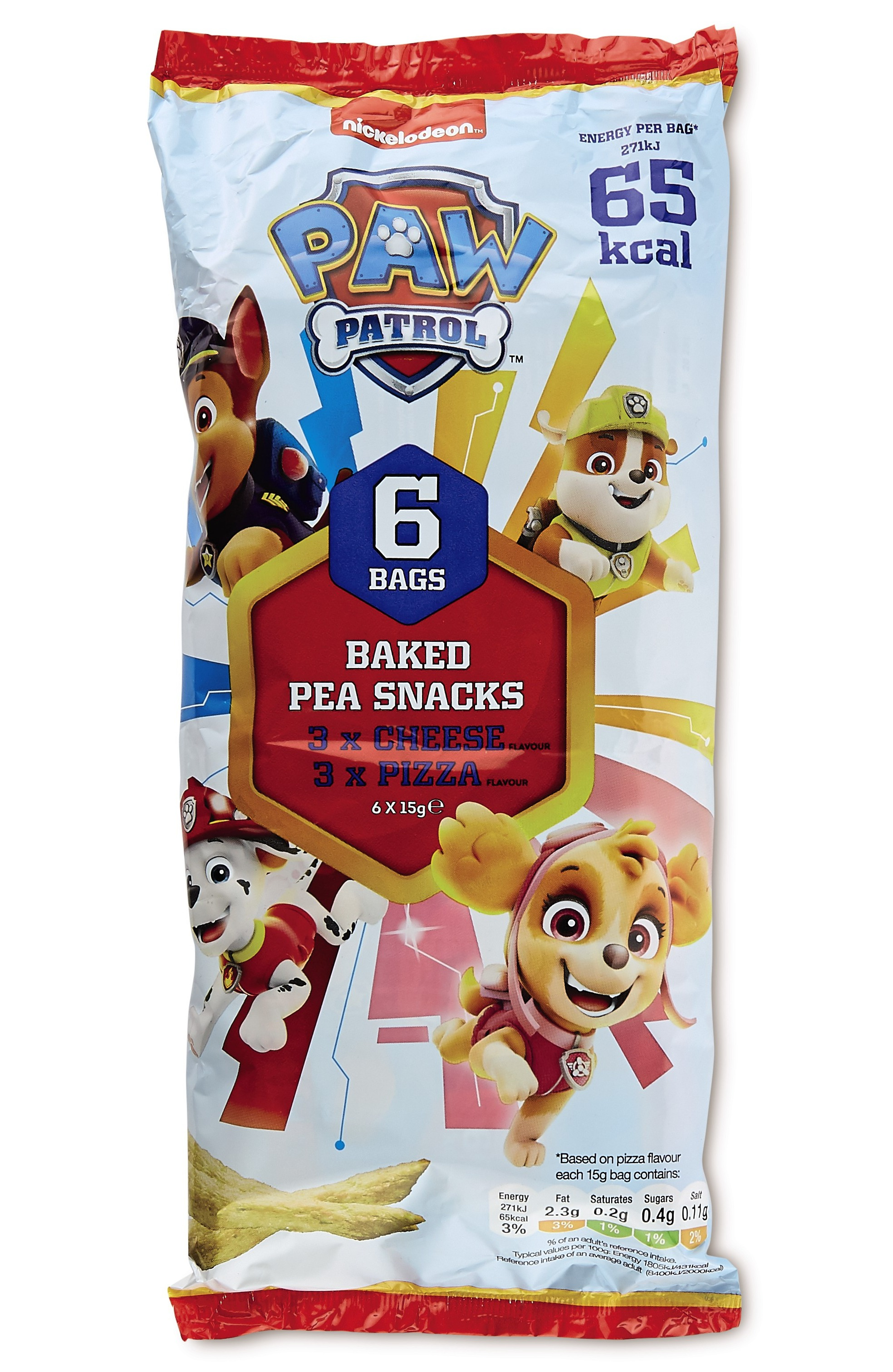 Paw Patrol is popular with little ones