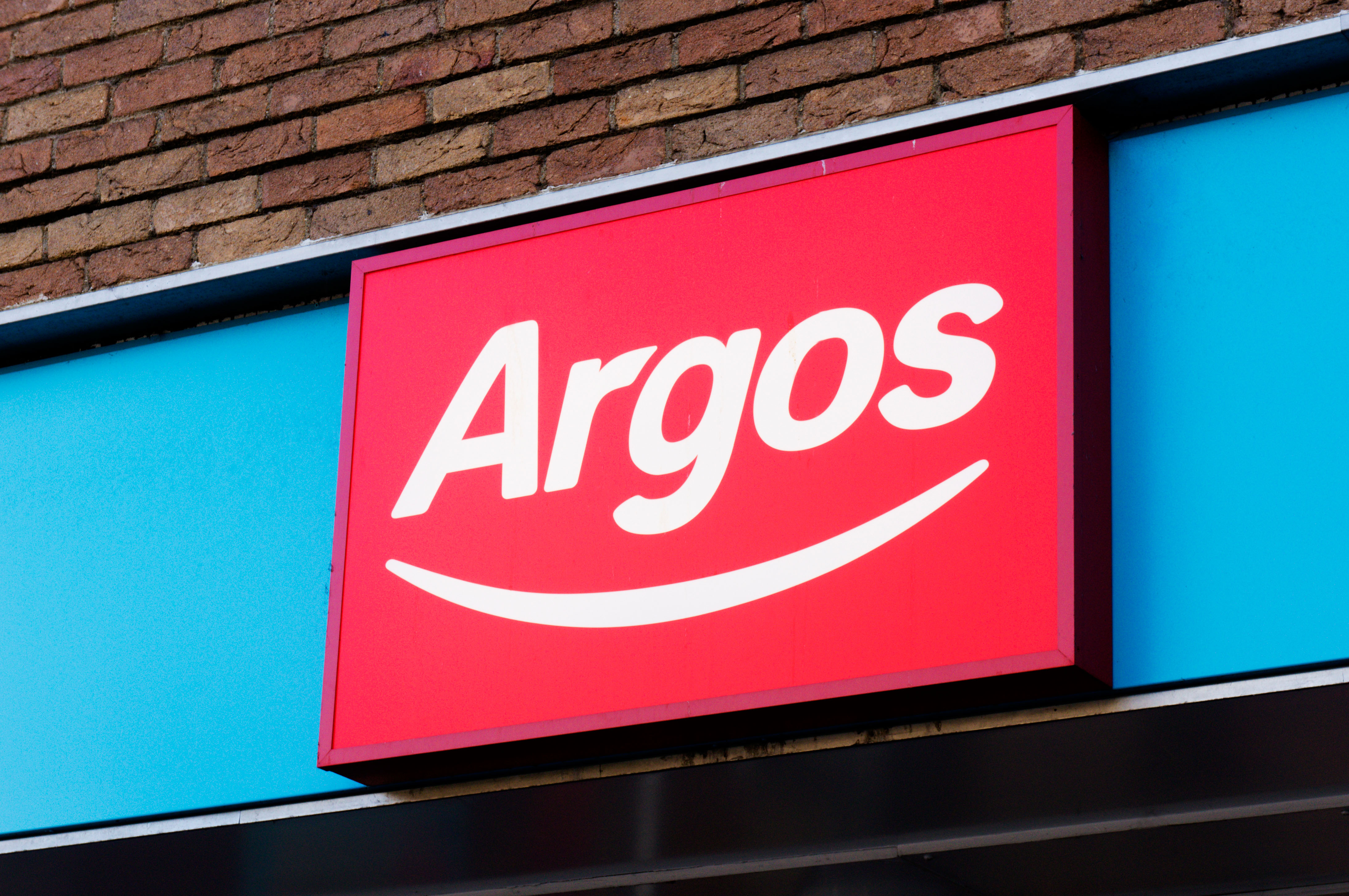 Argos shoppers can still choose to click and collect orders during lockdown