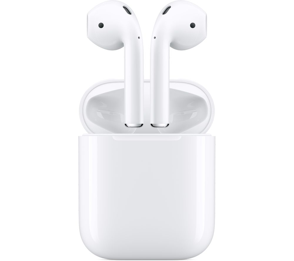 "The latest AirPods have ""Hey Siri"" support"