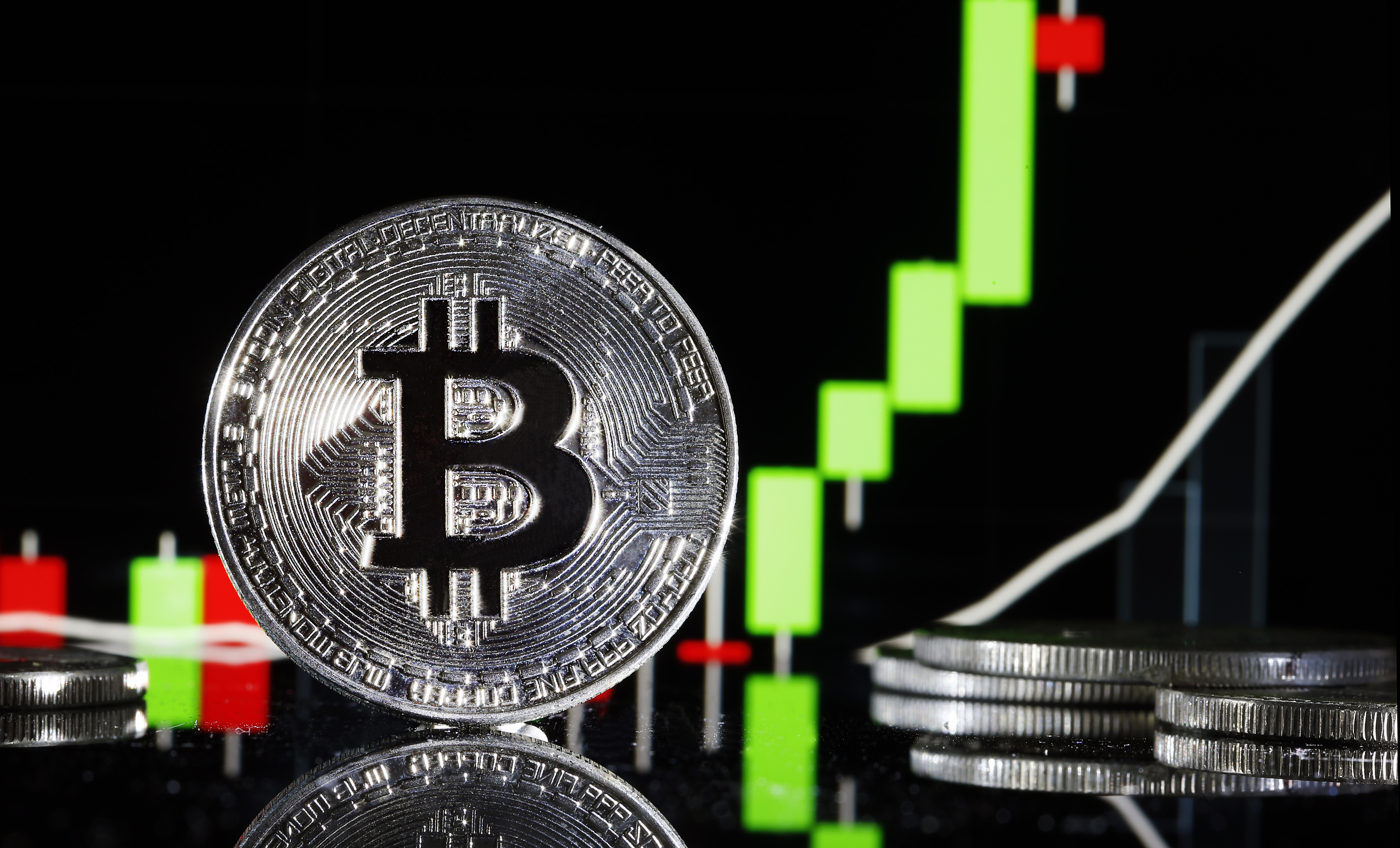 Bitcoin has boomed as investors look to make money