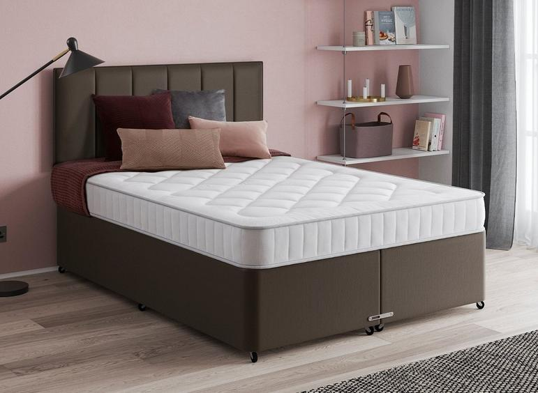 The Harris Spring traditional double mattress is now £13 at Dreams