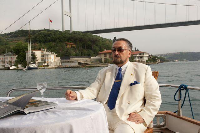 Oktar shared several photos of his life on social media and through his TV show
