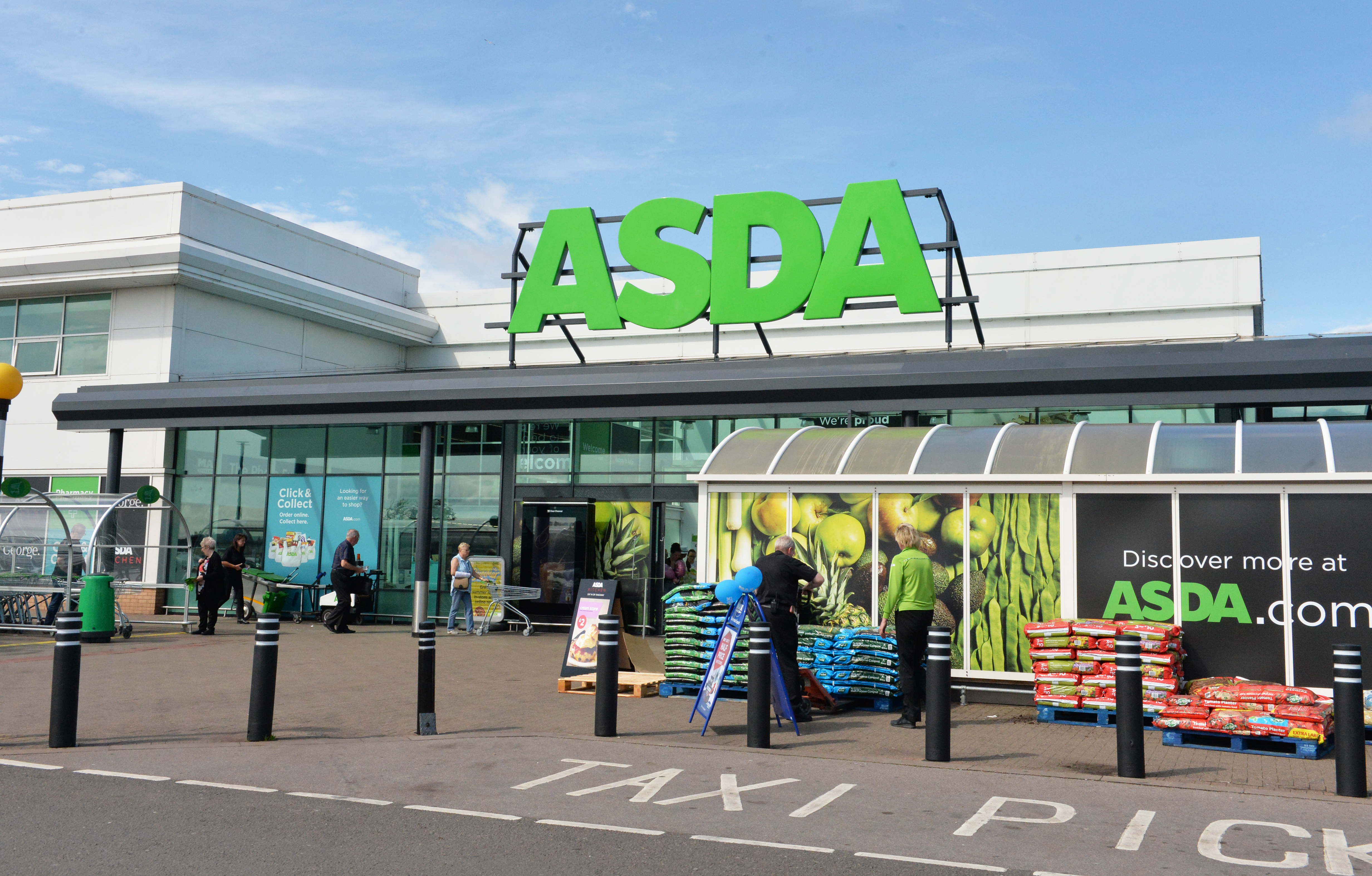 Asda is to turn part of one store into a vaccination centre