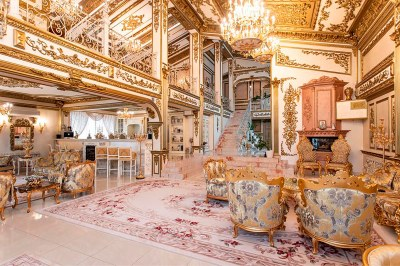 This Russian Billionaire Wants To Sell Off His Gold Mansion