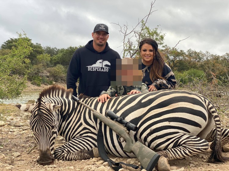 Trophy hunters flock to sick website to book holiday to shoot vulnerable species