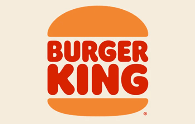 Here's what the new Burger King logo looks like