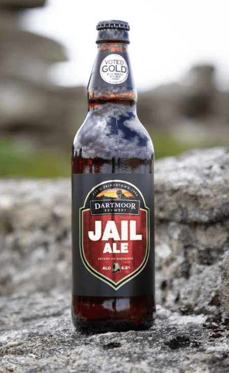 Aldi will be stocking Dartmoor Brewery's Jail Ale