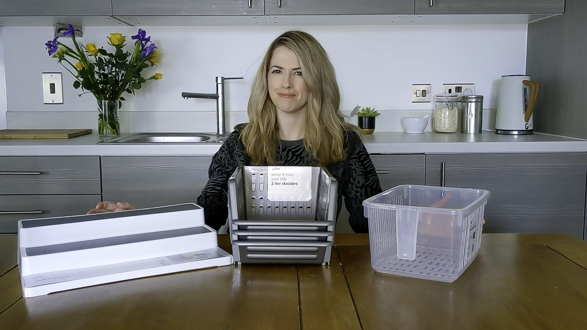 wilko's storage solutions are great for any budget