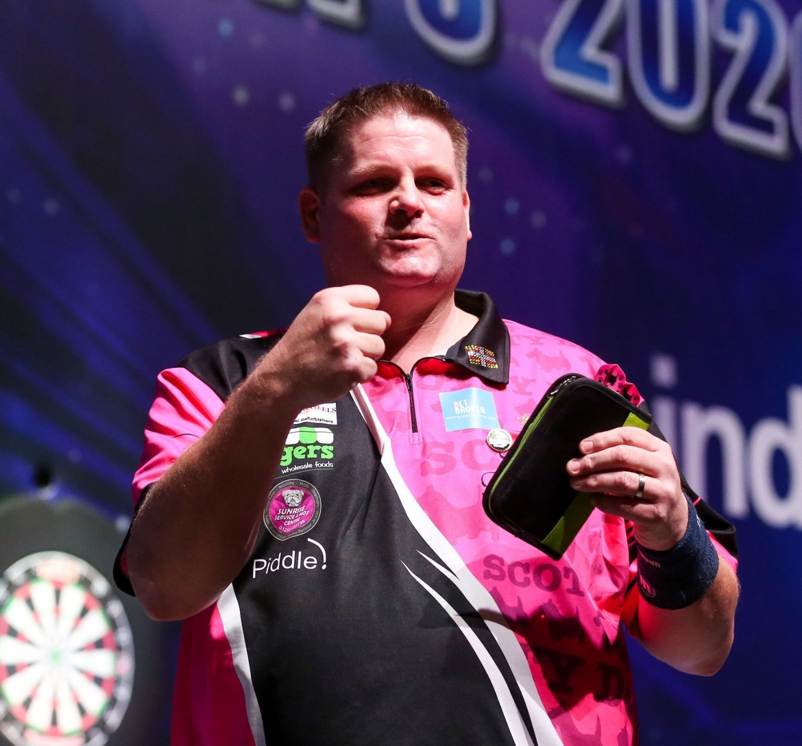 Image result for Scott Mitchell has slammed BDO bosses after an ugly social media outburst rocked the sport