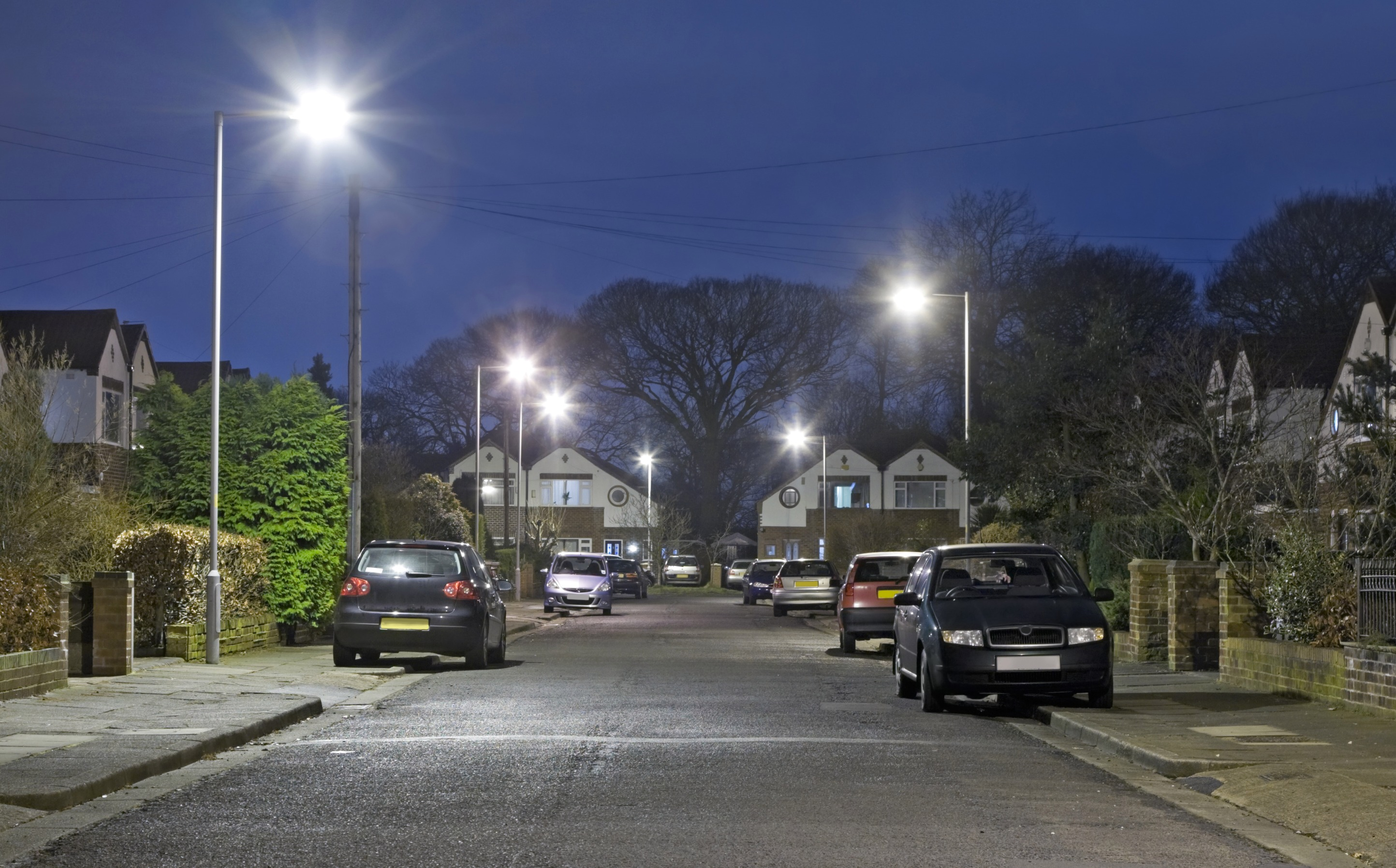 Parking against the direction of traffic at night could see you fined £1,000