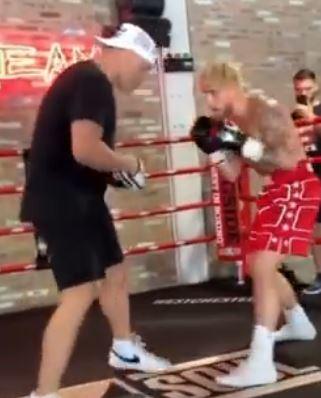 Jake Paul fights Ben Askren on April 17