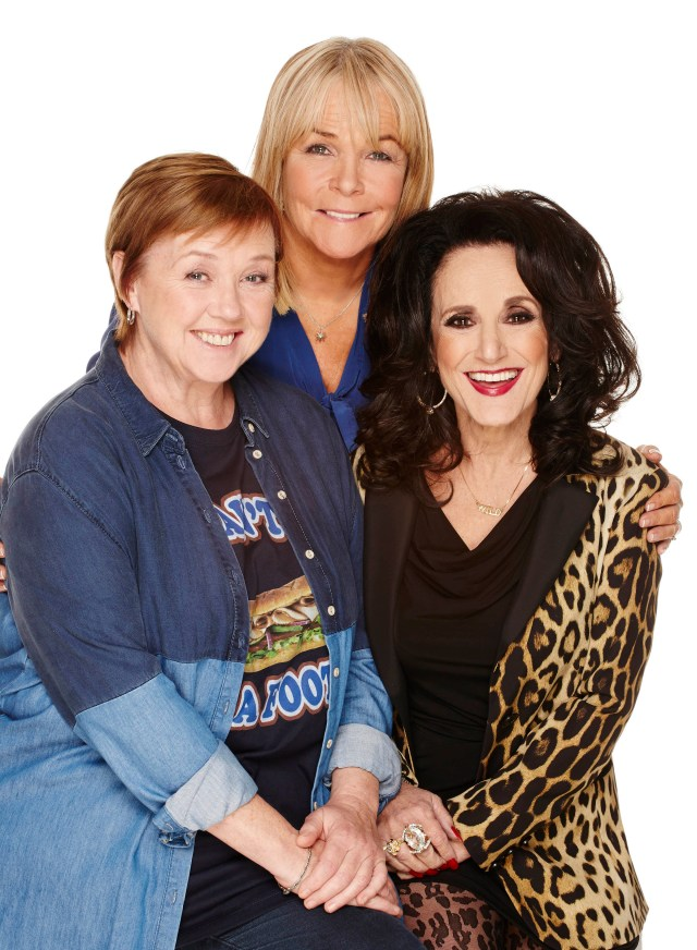 Pauline is no longer speaking to Linda Robson or Lesley Joseph following several backstage barneys