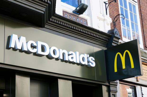 McDonald's is reopening for takeaway
