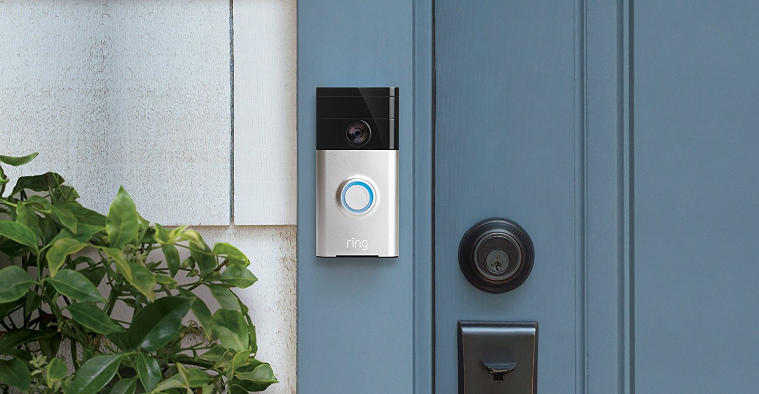 The smart doorbells and security cameras can now speak to visitors using Amazon's artificial intelligence, Alexa
