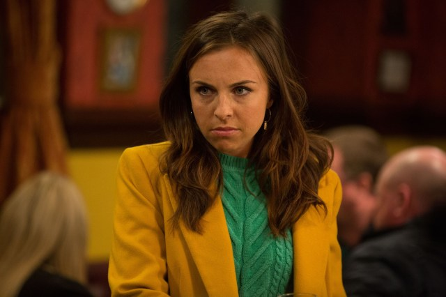EastEnders' Louisa Lytton has hinted at more dark twists for Ruby and Stacey