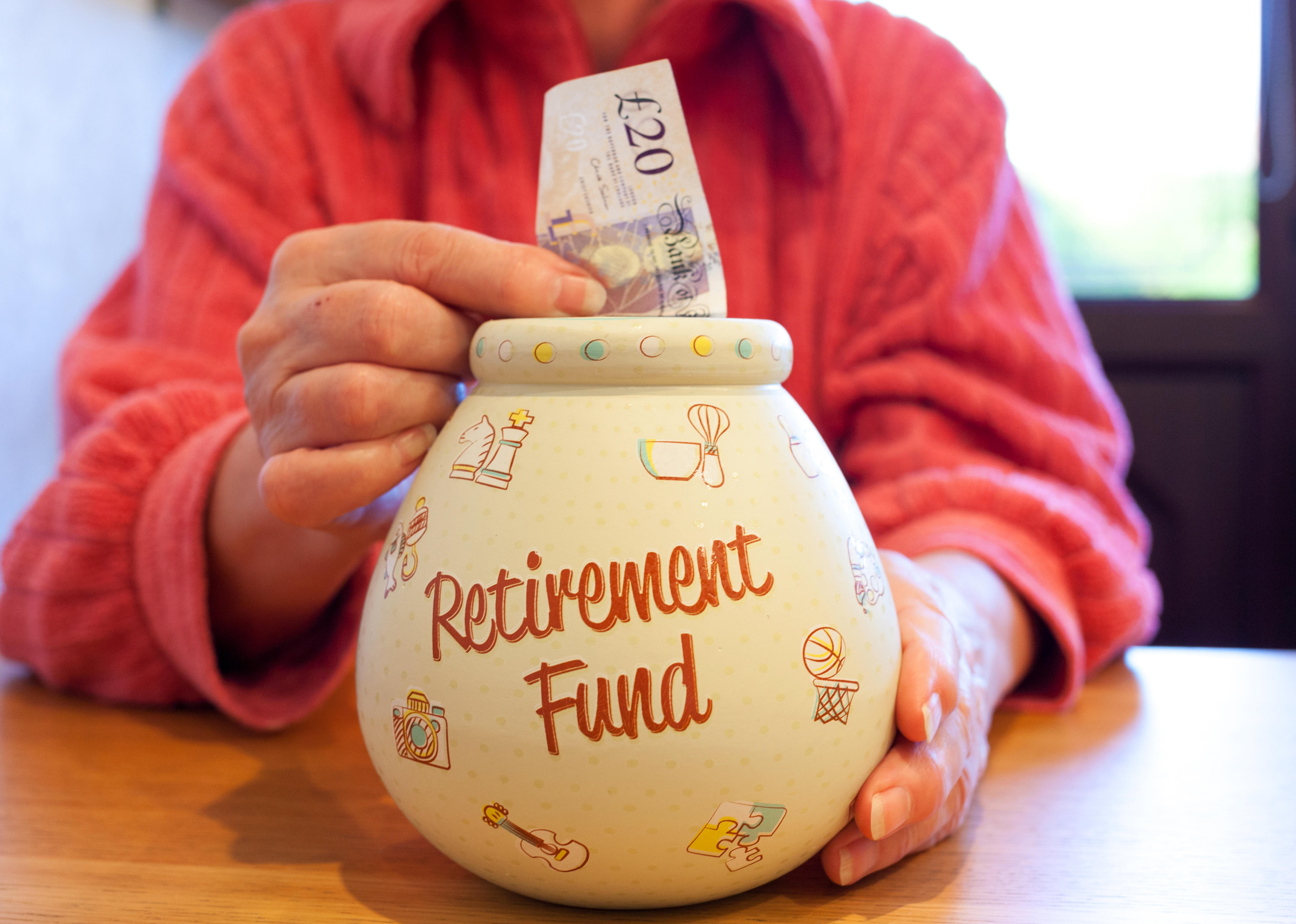 Savers aren't likely to start putting money away for retirement until they turn 50
