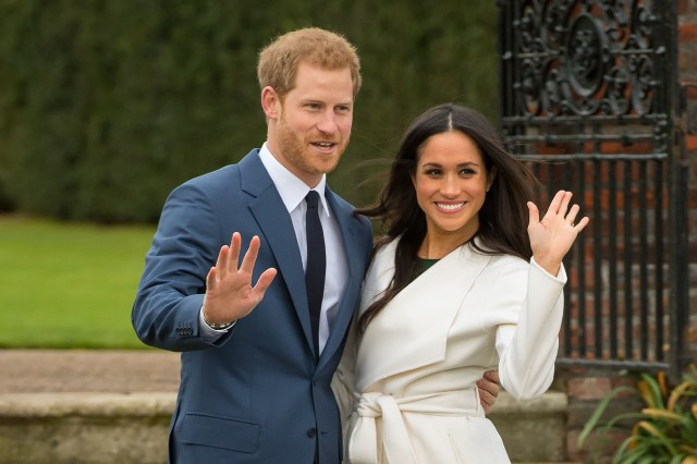 The Queen reportedly decided long ago which royals will take on Prince Harry and Meghan Markle's patronages
