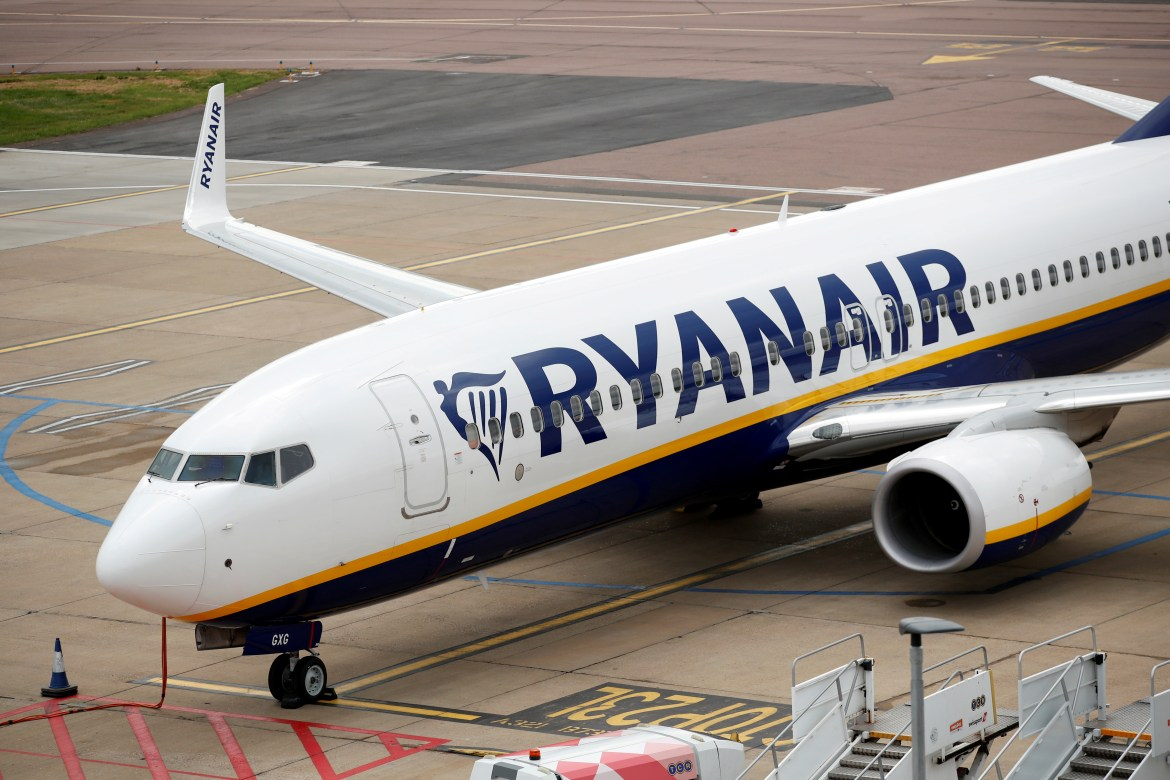 Luton Airport offers a number of budget airlines, primarily Ryanair