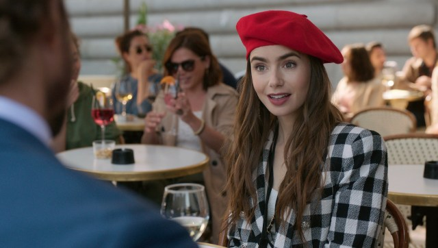 Lily Collins, 31, was nominated for Best Performance in a Television Series (Musical or Comedy)