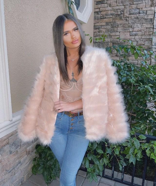 Saffron thinks Primark clothes are 'so gross' and she prefers Gucci, Louis Vuitton, Prada and Chanel
