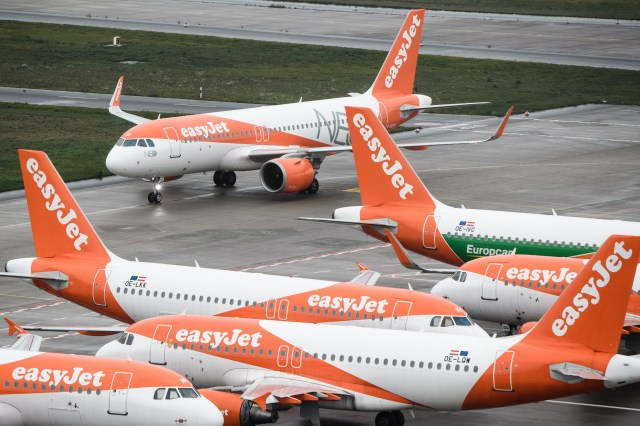 EasyJet, TUI and Thomas Cook have all seen a jump in bookings