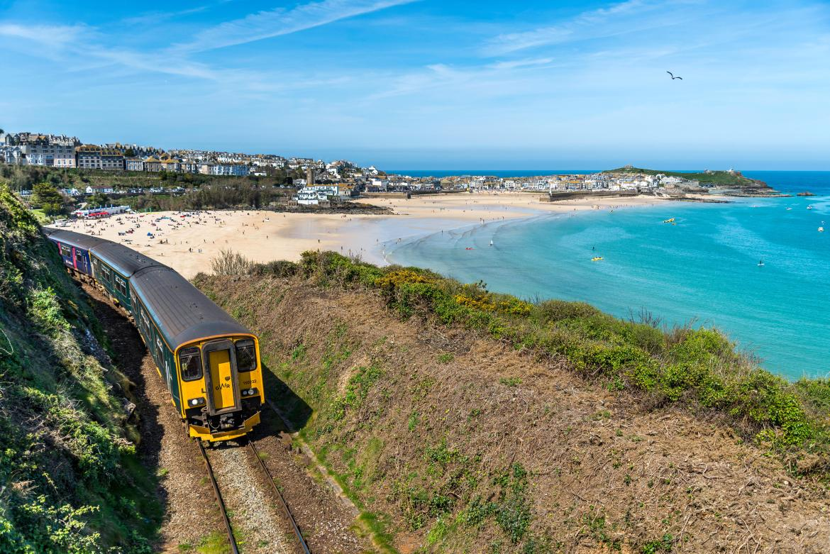 Hop on a train to discover stunning scenery with these six incredible British railway journeys