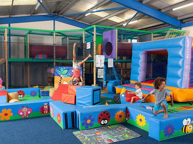 Lizard Point has lots for children, including an adventure play area