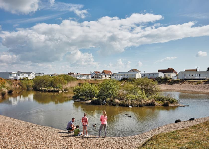 Immerse yourself in the great outdoors at Romney Sands