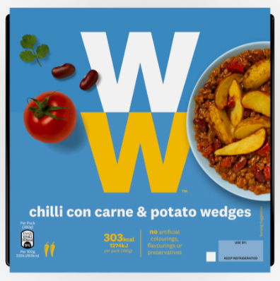 Save on Weight Watchers ready meals at Asda