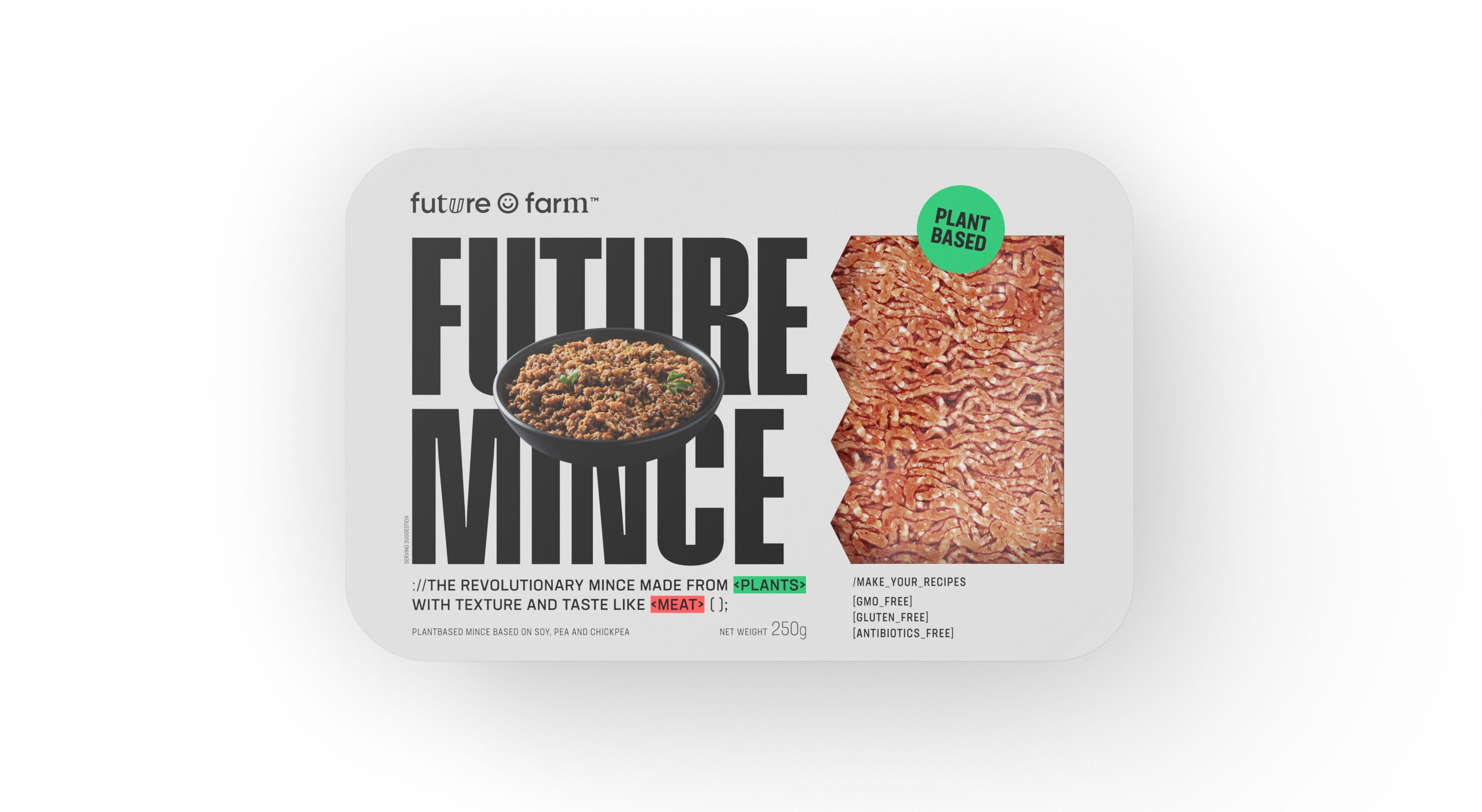 Future Farms' Pick up the Future mince is just £3.30 at Sainsbury's