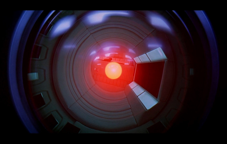 Sci Fi fans may be reminded of the smart computer character HAL 9000 who glitches and turns evil