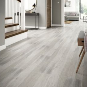 Arreton grey laminate flooring is only £14.80 per pack at Wickes