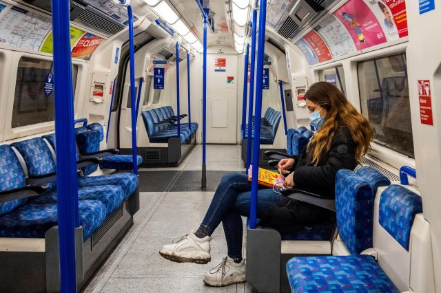 Wearing masks on public transport could become the new norm
