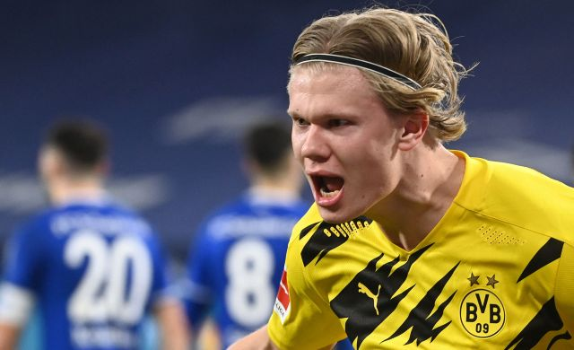 Four Premier League clubs can afford to sign Borussia Dortmund star Erling Haaland