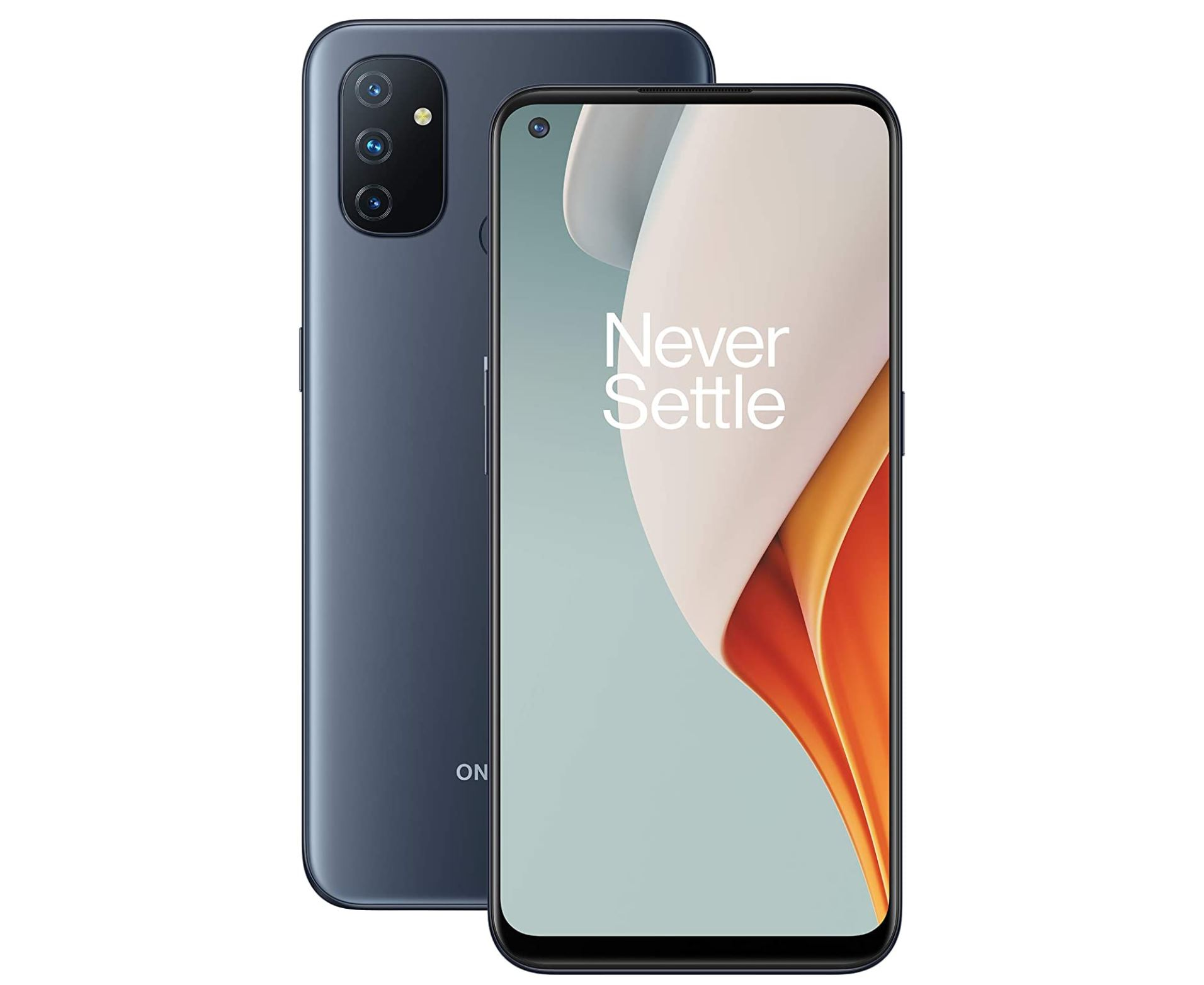 OnePlus' Nord N100 has a two-day 5000mAh battery life