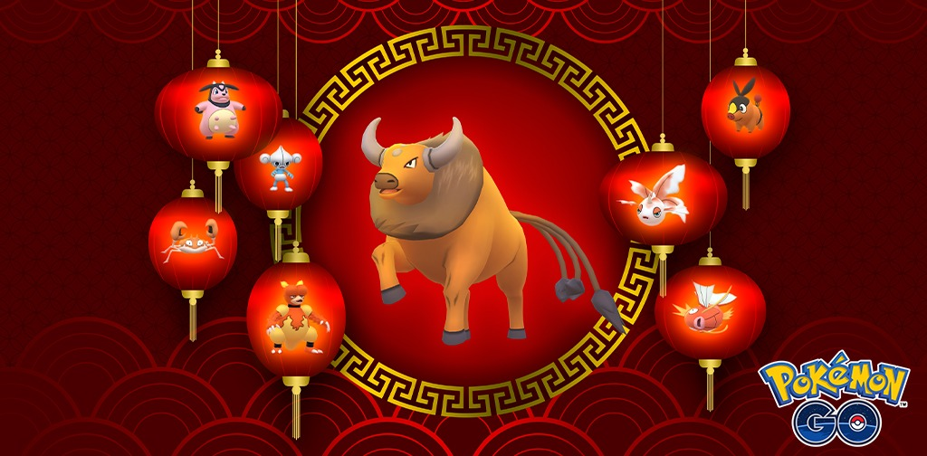 Pokémon Go's Lunar New Year Quests launched this week